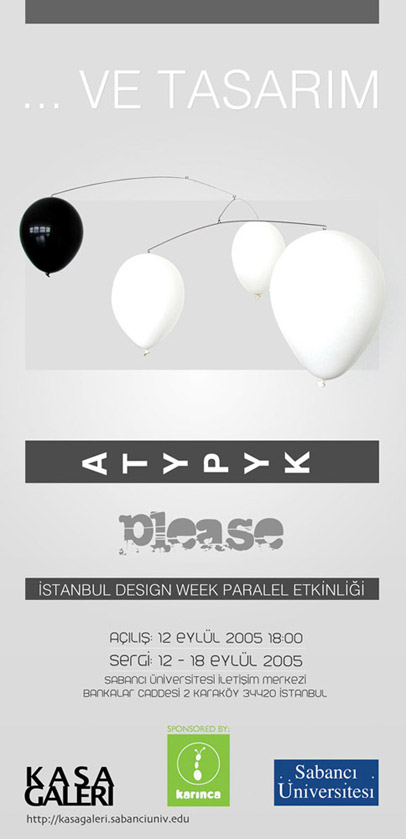 …And Design: Atypyk 'Please'