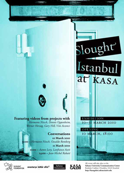 Slought – Istanbul