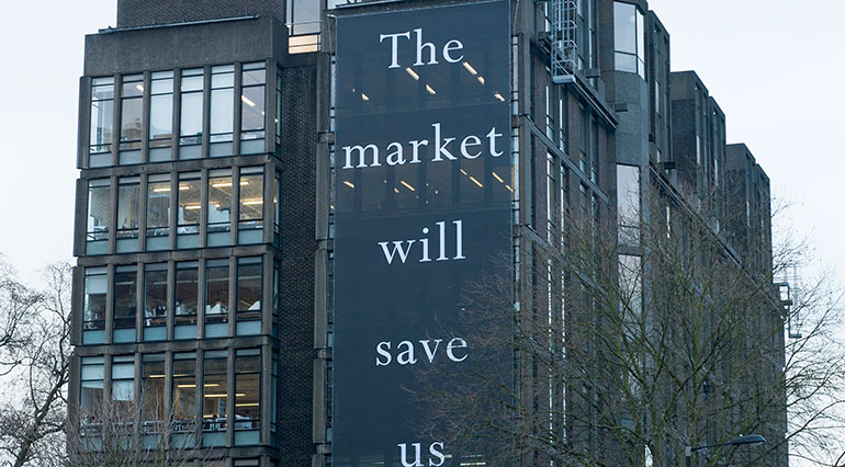 The Market Will Save the World